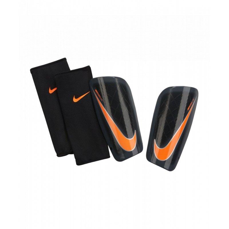 Nike Mercurial Lite Schienbeinschoner Grau F089 | Fussball | Laufen ...