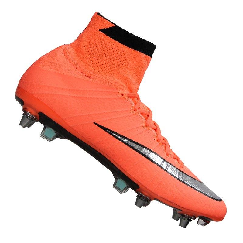 Nike Mercurial Türkis Orange