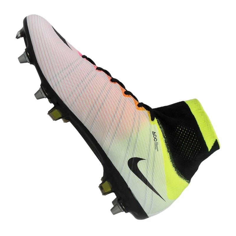 Nike Mercurial Superfly Schwarz Gelb