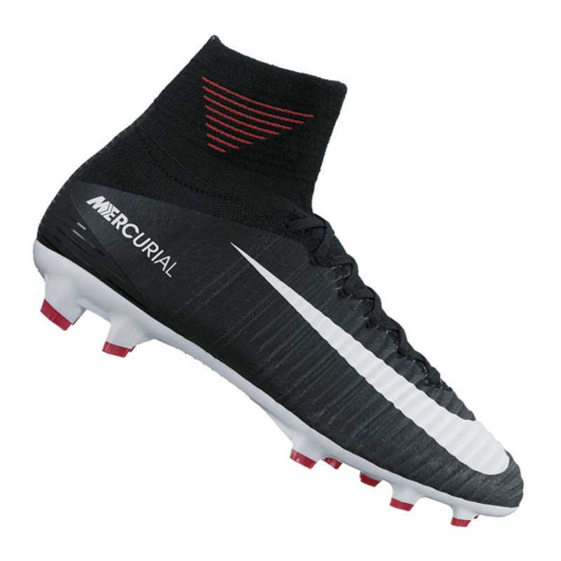 new arrivals quality products top fashion Nike Jr Mercurial Superfly V FG Kids Schwarz F002