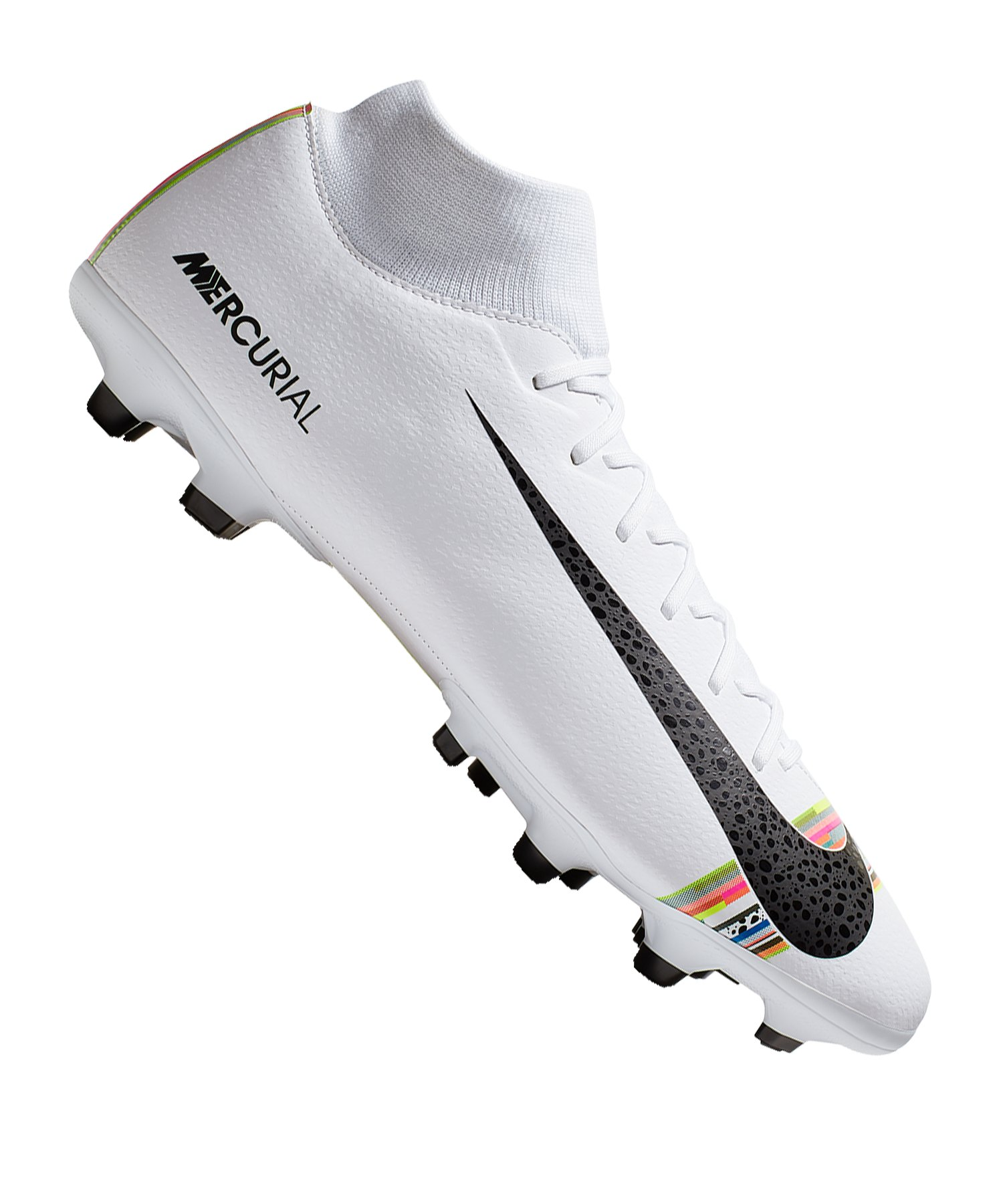 watch cff44 e5954 Nike Mercurial Superfly VI Academy MG Weiss F109