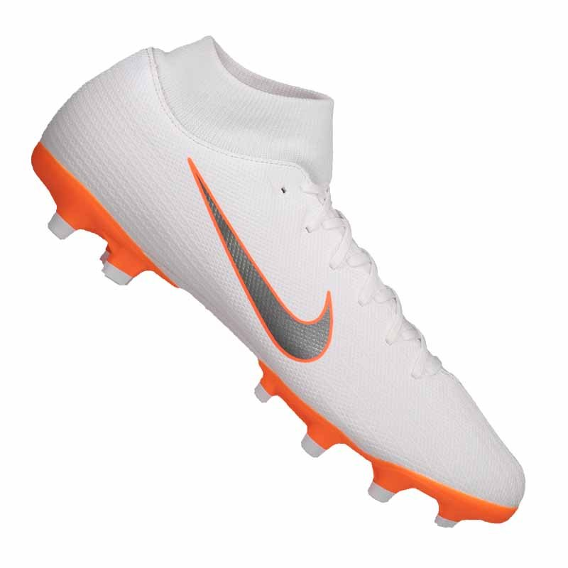 wholesale dealer 9790c 1babf Nike Mercurial Superfly VI Academy MG Weiss F107 | Cleets | Shoe ...