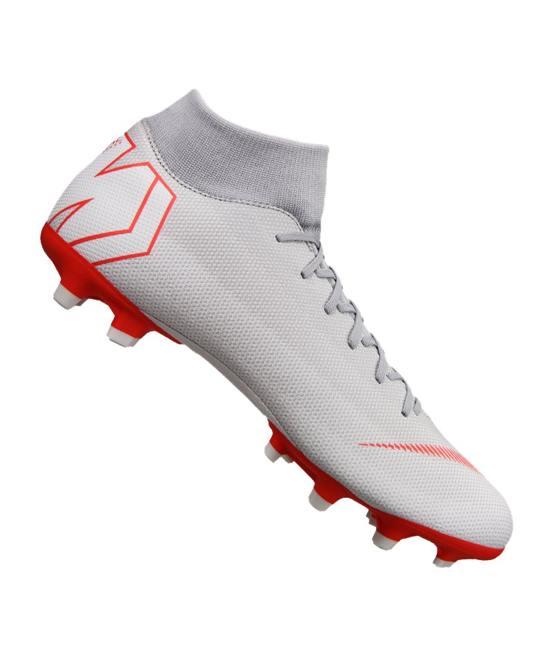 arrives buy best factory outlets Nike Mercurial Superfly VI Academy MG Grau F060