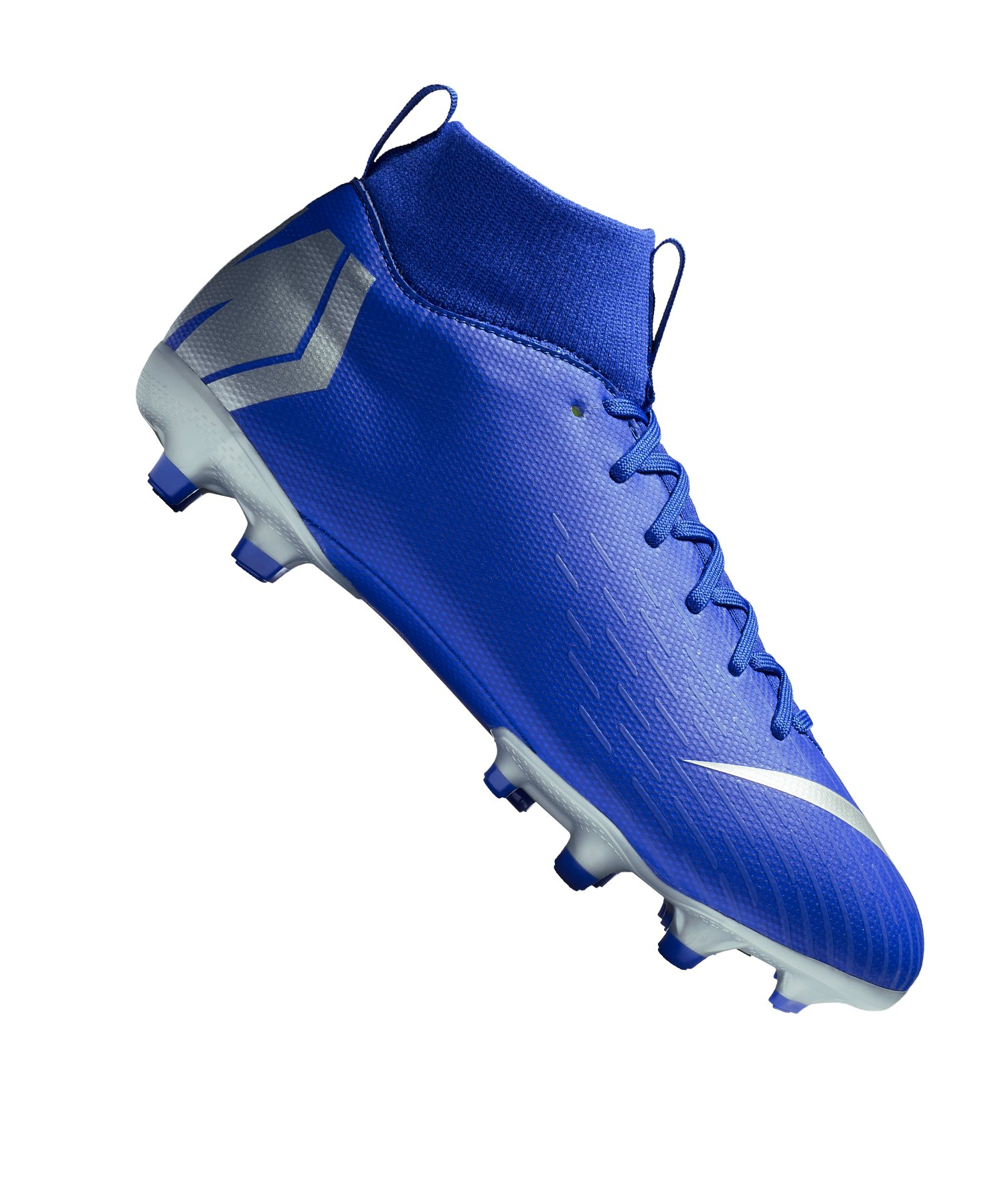 premium selection 9c96e 102fd Nike Mercurial Superfly VI Academy MG GS Kids F400 - blau