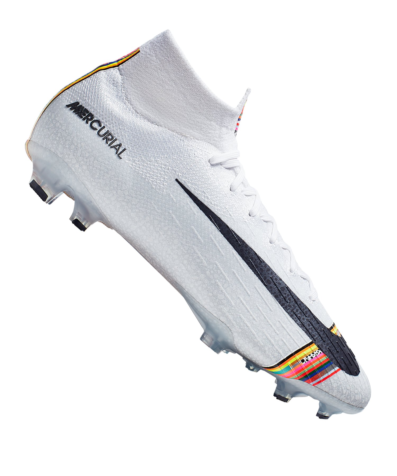 Vi Mercurial F009 Elite Nike Superfly Fg Weiss WEDH29I