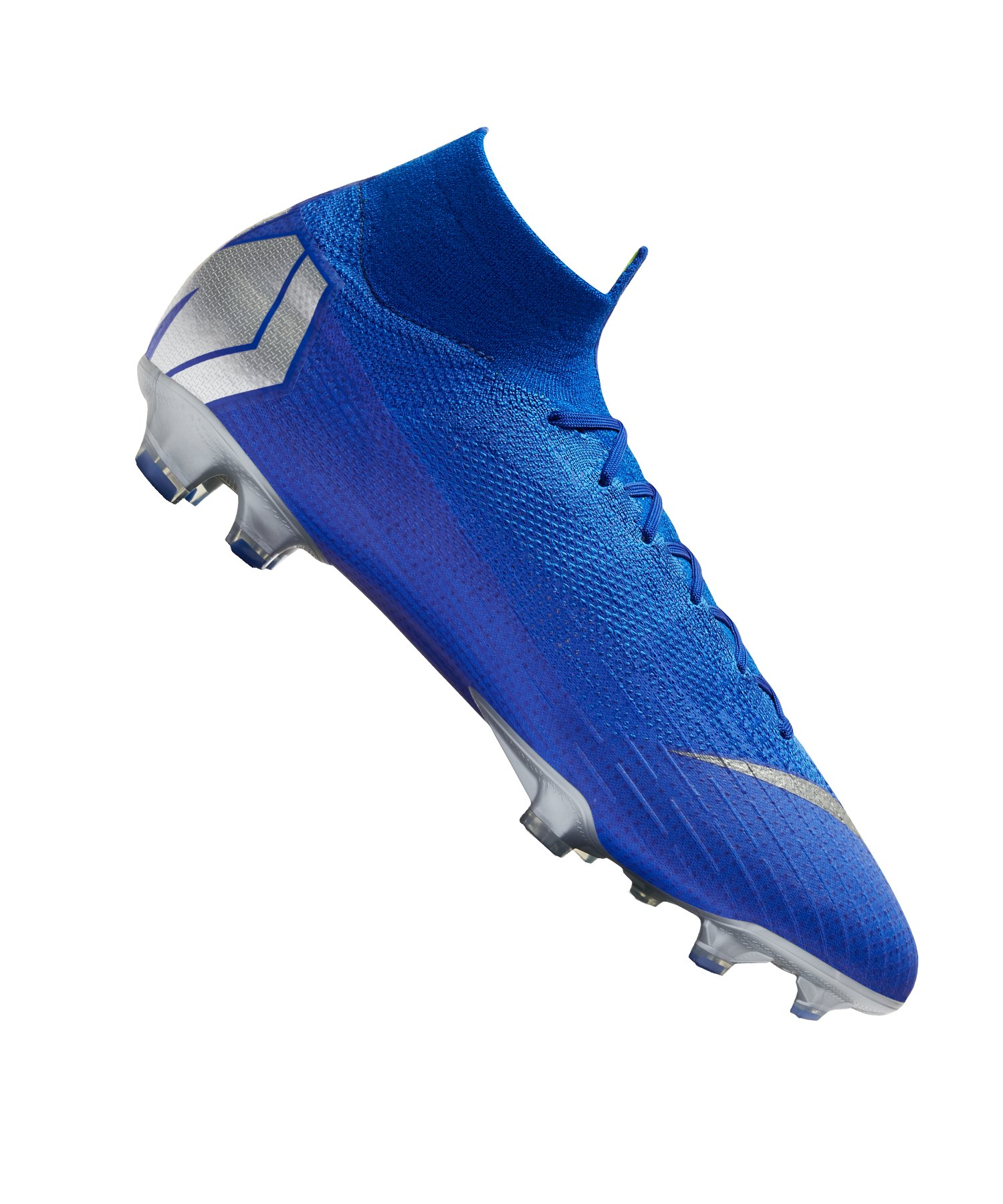 innovative design 8066c c4997 Nike Mercurial Superfly VI Elite FG Blau F400 - blau