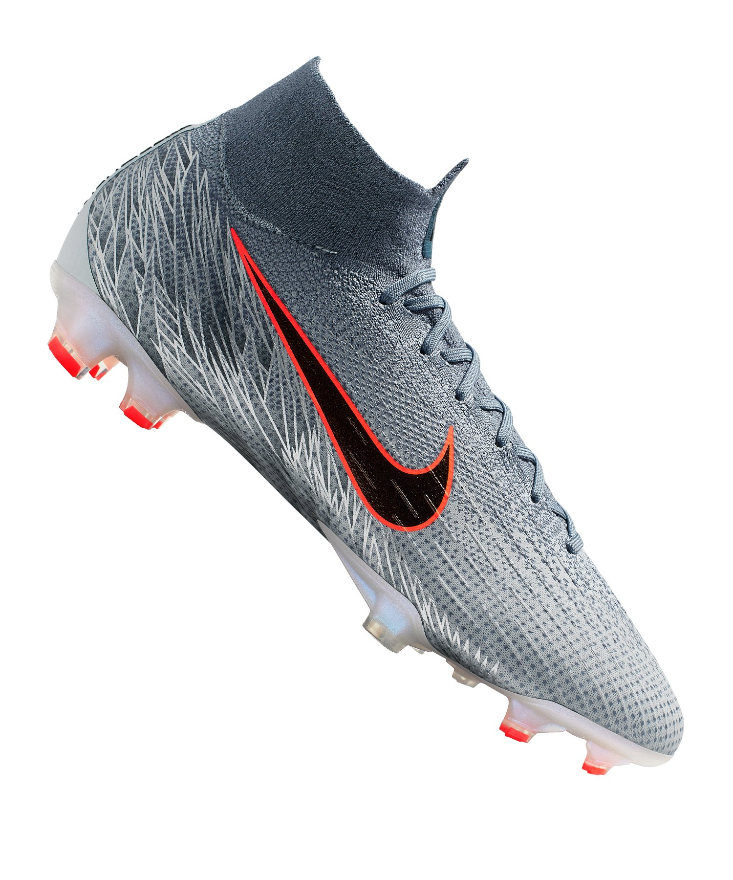Nike Mercurial Superfly VI Elite FG Grau F008