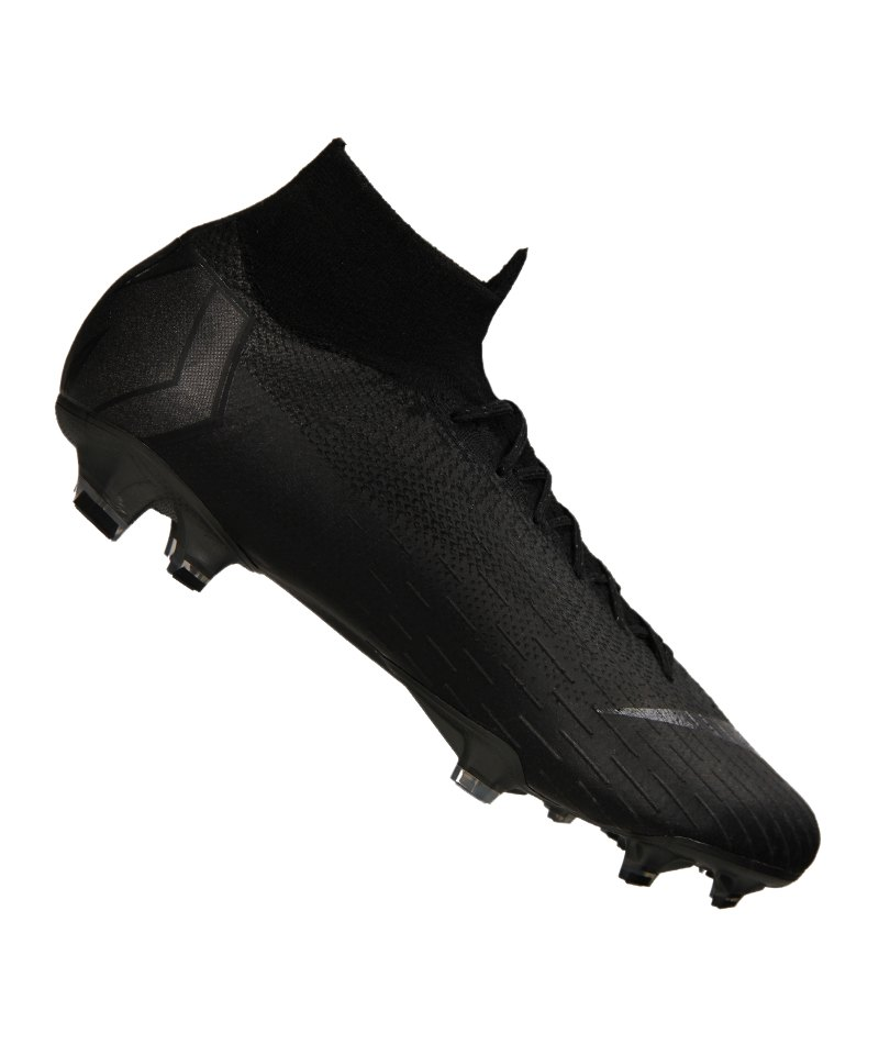 low priced b3d7c 14d3a Nike Mercurial Superfly VI Elite FG Schwarz F001 - schwarz