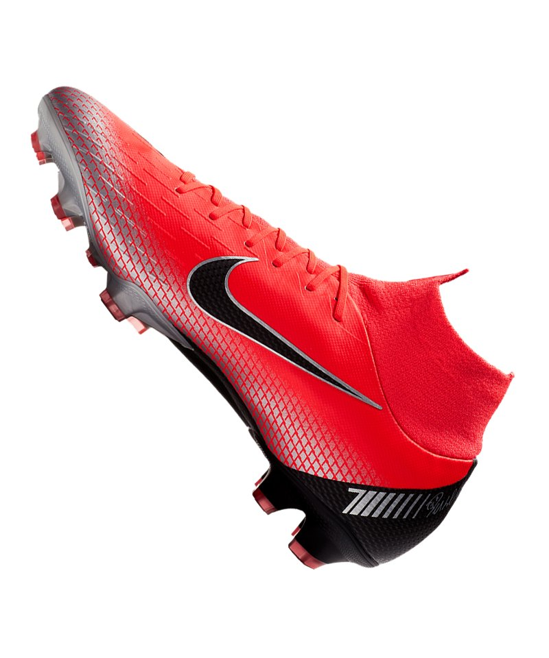 wholesale dealer 06861 aab27 Nike Mercurial Superfly VI Pro CR7 FG Rot F600 | Fussballschuh ...