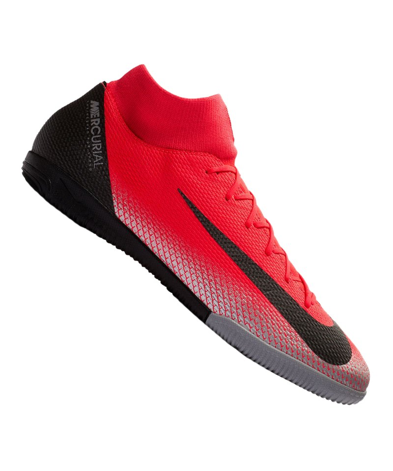 a few days away outlet online innovative design Nike Mercurial SuperflyX VI Academy CR7 IC F600