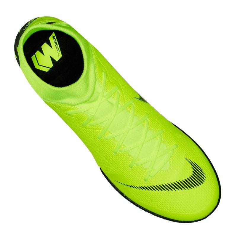 official photos 76891 bc2b0 ... Nike Mercurial SuperflyX VI Academy IC F701 - gelb ...