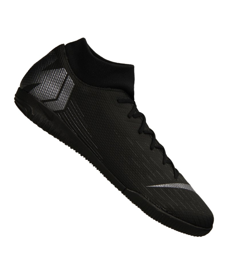 0afad2a04689 Nike Mercurial SuperflyX VI Academy IC F001 - schwarz
