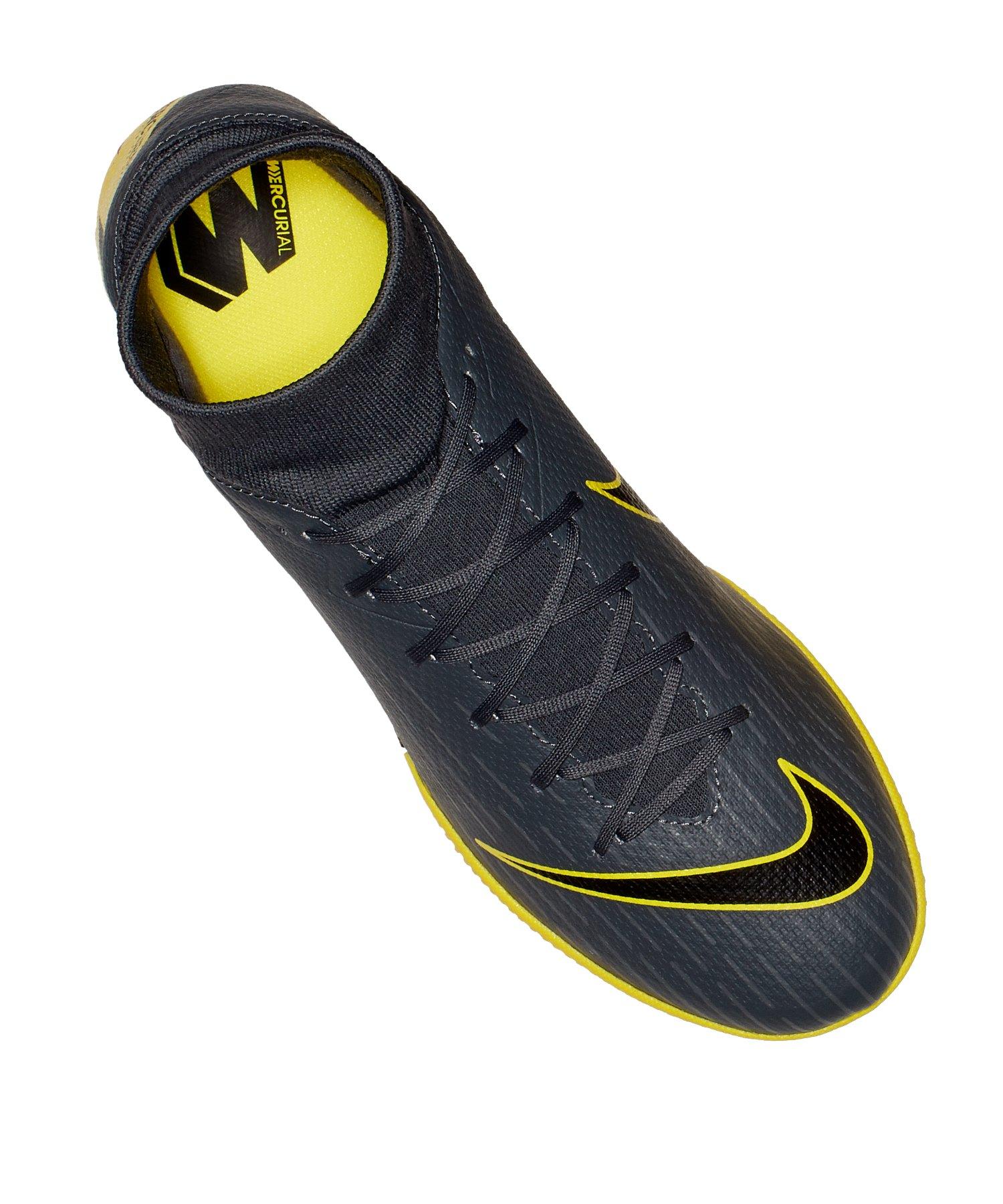 best sneakers a5c46 5edf3 ... Nike Mercurial SuperflyX VI Academy IC F070 - grau ...
