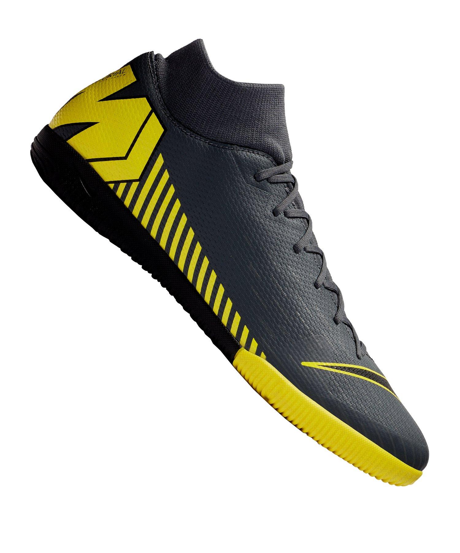 sports shoes 9ecda 45589 Nike Mercurial SuperflyX VI Academy IC F070 - grau