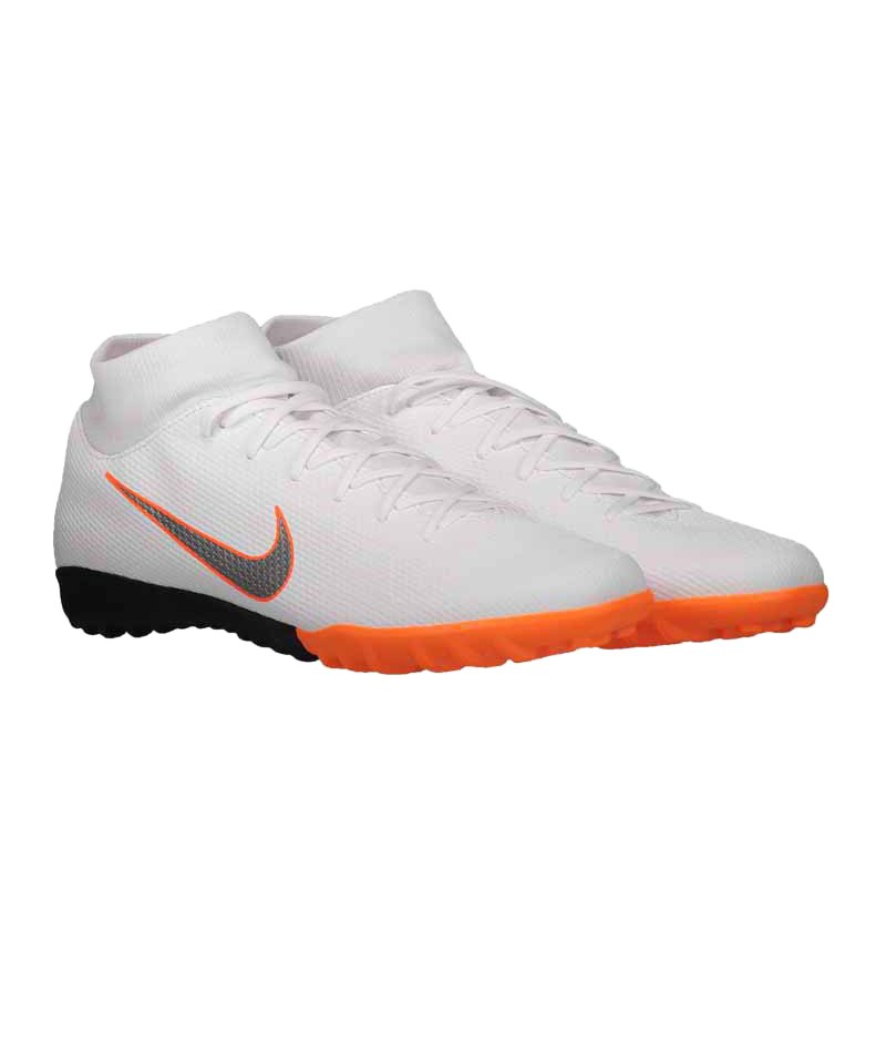 c5cb1ca30 ... Nike Mercurial SuperflyX VI Academy TF Weiss F107 - weiss ...
