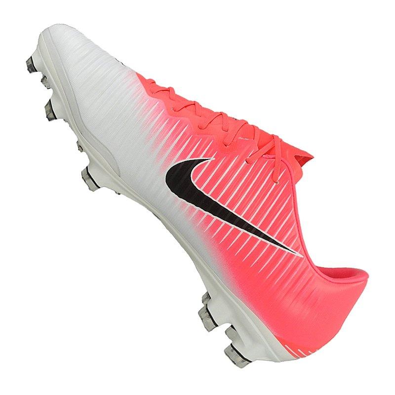 6f593da30 Nike Mercurial Vapor XI FG Pink Weiss F601 - pink .