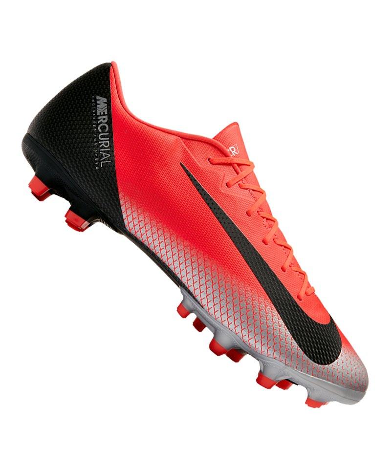 quality design bd7f0 dbefc Nike Mercurial Vapor XII Academy CR7 MG Rot F600 - rot
