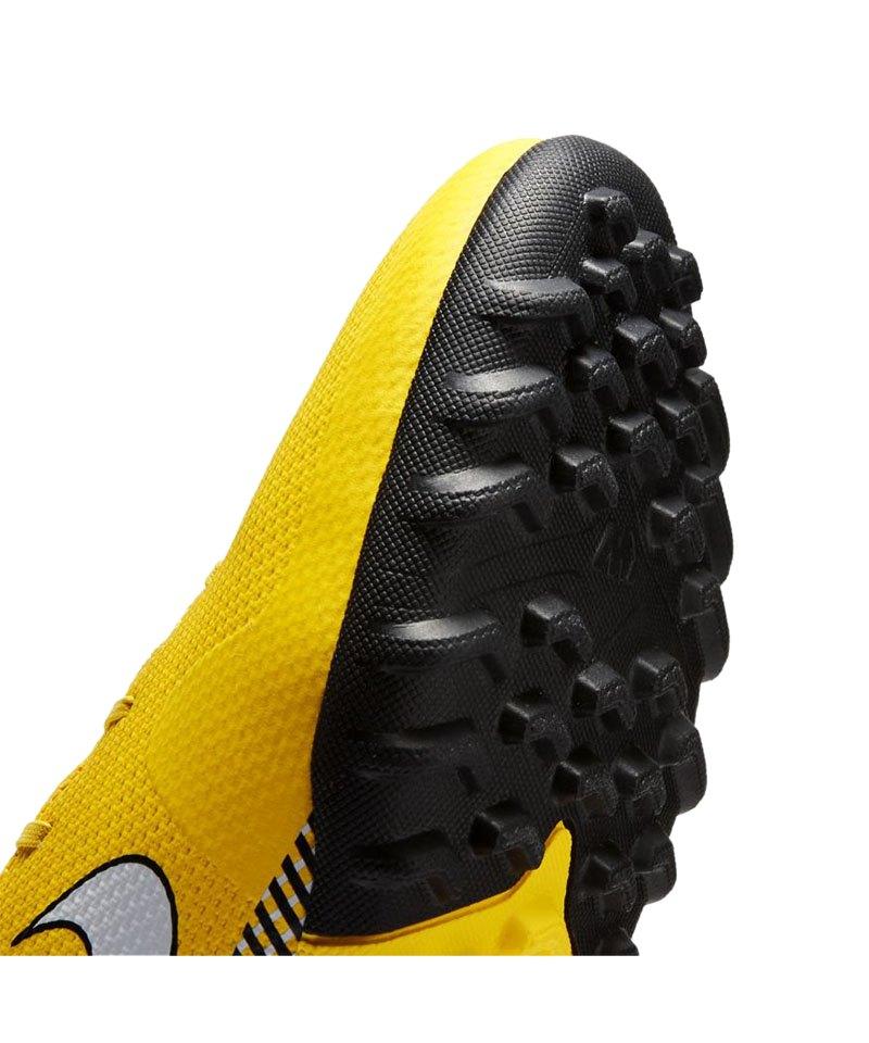 promo code d99e2 89ab9 ... Nike Mercurial Vapor XII Academy NJR TF Gelb F710 - gelb ...