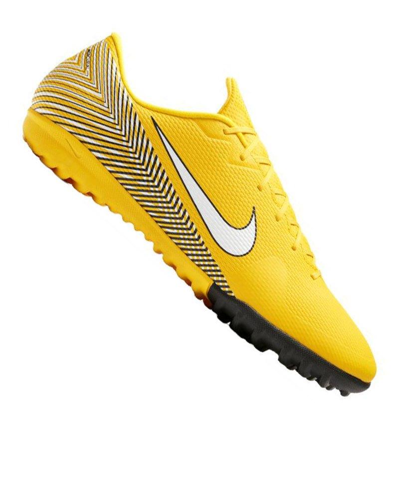 best service edee8 c4944 Nike Mercurial Vapor XII Academy NJR TF Gelb F710 - gelb