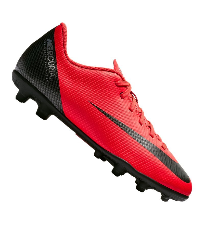 sports shoes 4f2f3 5f712 Nike Mercurial Vapor XII Club CR7 MG GS Kids F600 | Fussballschuh ...