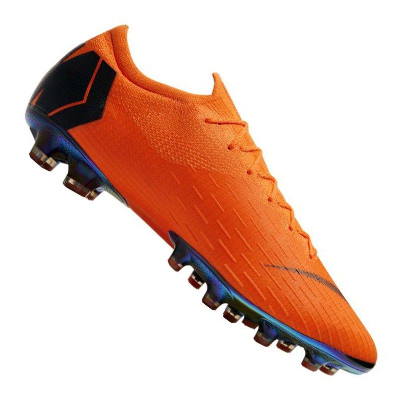 77887e5a5c9c73 Nike Mercurial Vapor XII Elite AG-Pro Orange F810 - orange