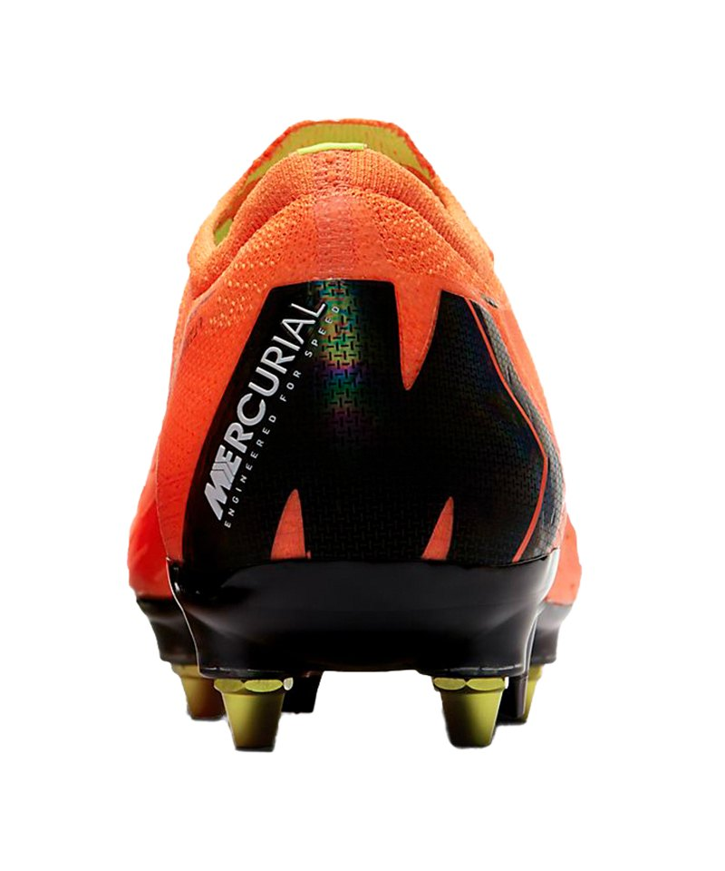 ... Nike Mercurial Vapor XII Elite SG-Pro Orange F810 - orange ...
