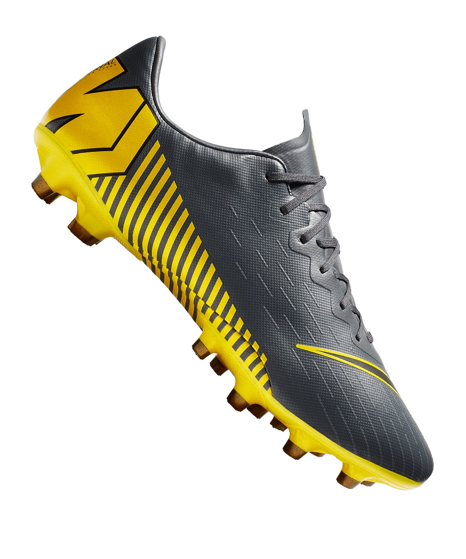 buy online d44c5 4722c Nike Mercurial Vapor XII Pro AG-Pro Grau F070  Kunstrasenschuh ...