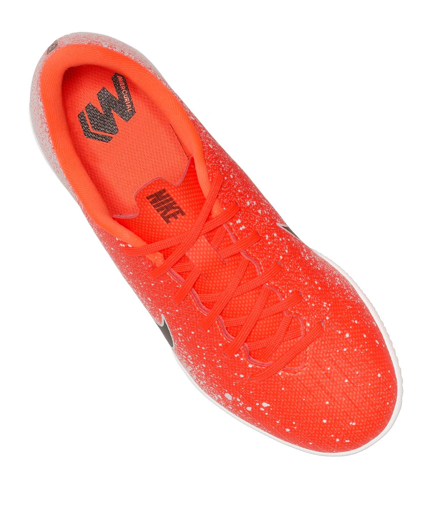 new product 14a3e c35e0 ... Nike Mercurial VaporX XII Academy IC GS Kids F801 - Orange ...