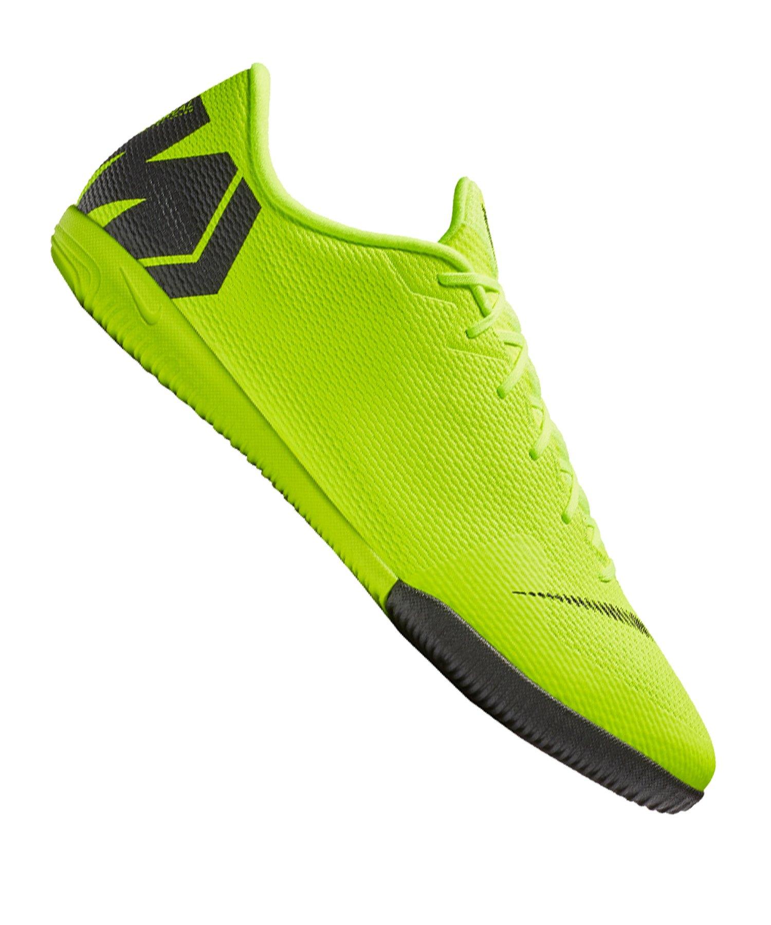 Nike Mercurial VaporX XII Academy IC Gelb F701   Cleets   Fußballschuh 2875fede18