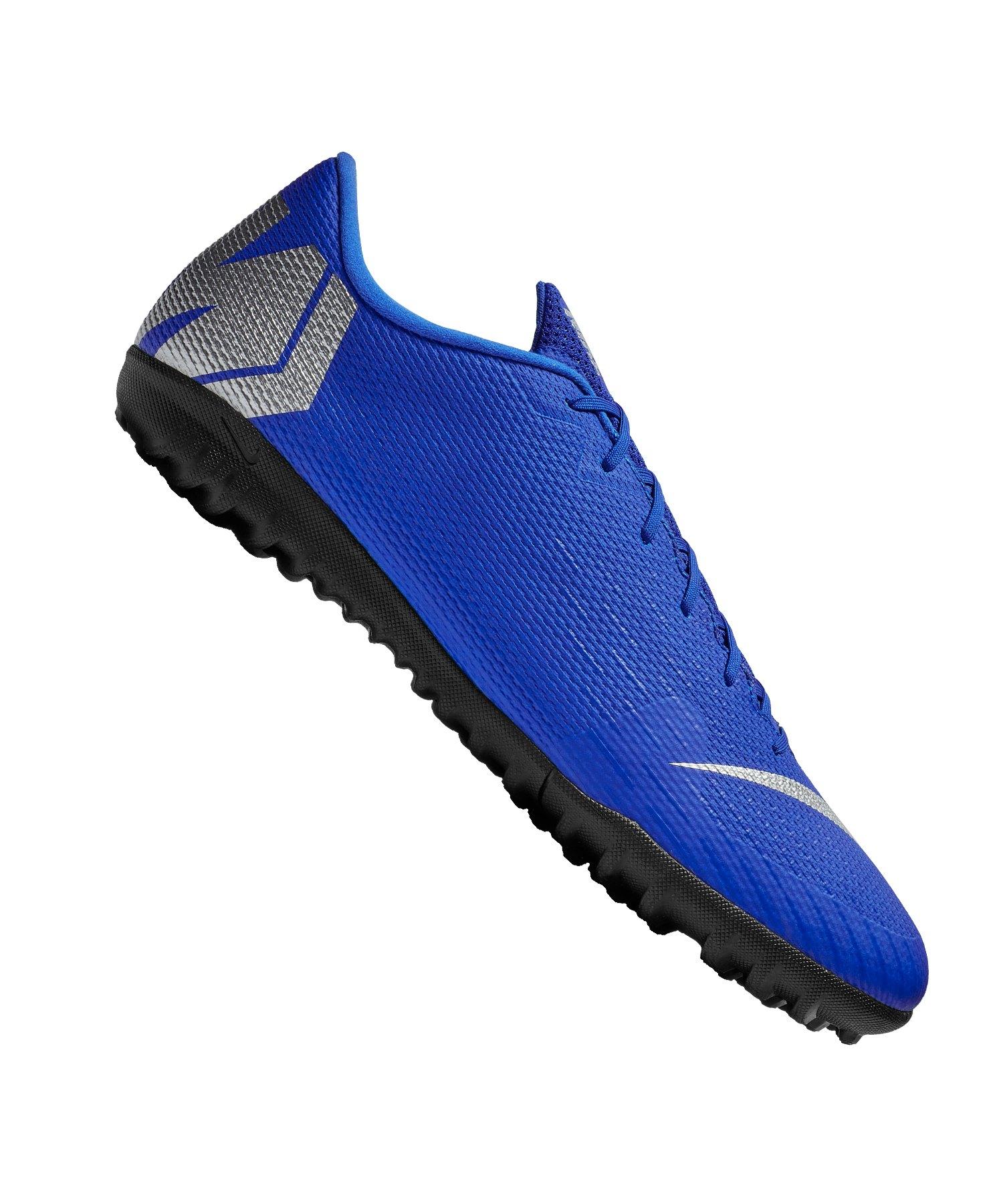 super popular 48624 192e8 Nike Mercurial VaporX XII Academy TF Blau F400 | Cleets | Fußballschuh