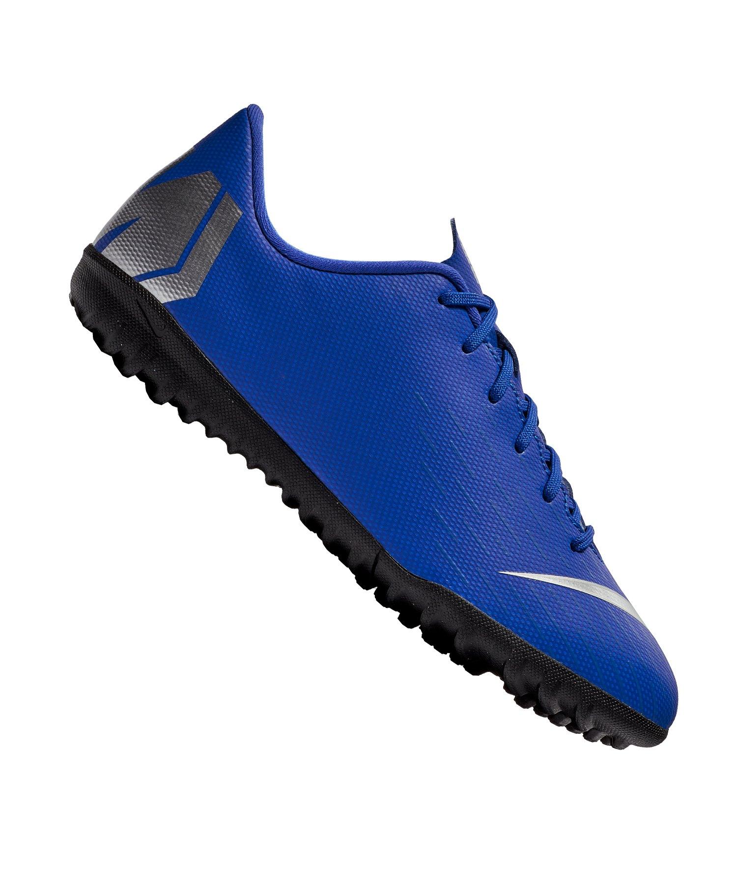 save off d8450 79fb7 Nike Mercurial VaporX XII Academy TF GS Kids F400 - blau