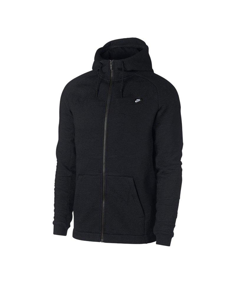 Nike Modern Fullzip Hoody Kapuzenjacke Grau F060