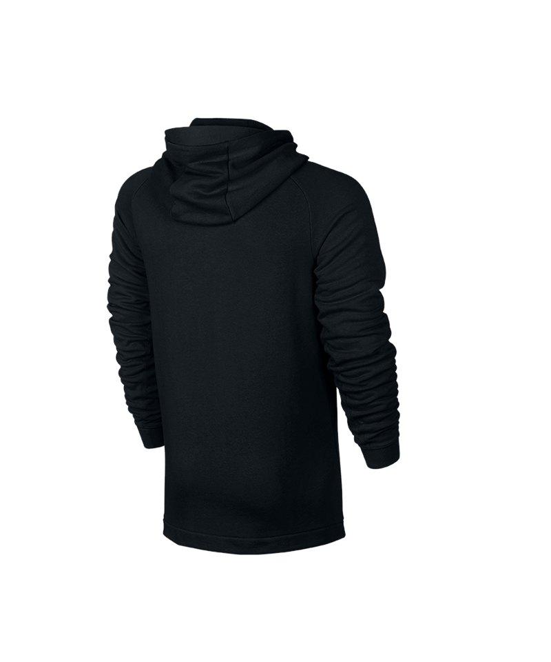 535eac355081 ... Nike Modern FZ Hoody Kapuzenjacke Schwarz F010 - schwarz ...