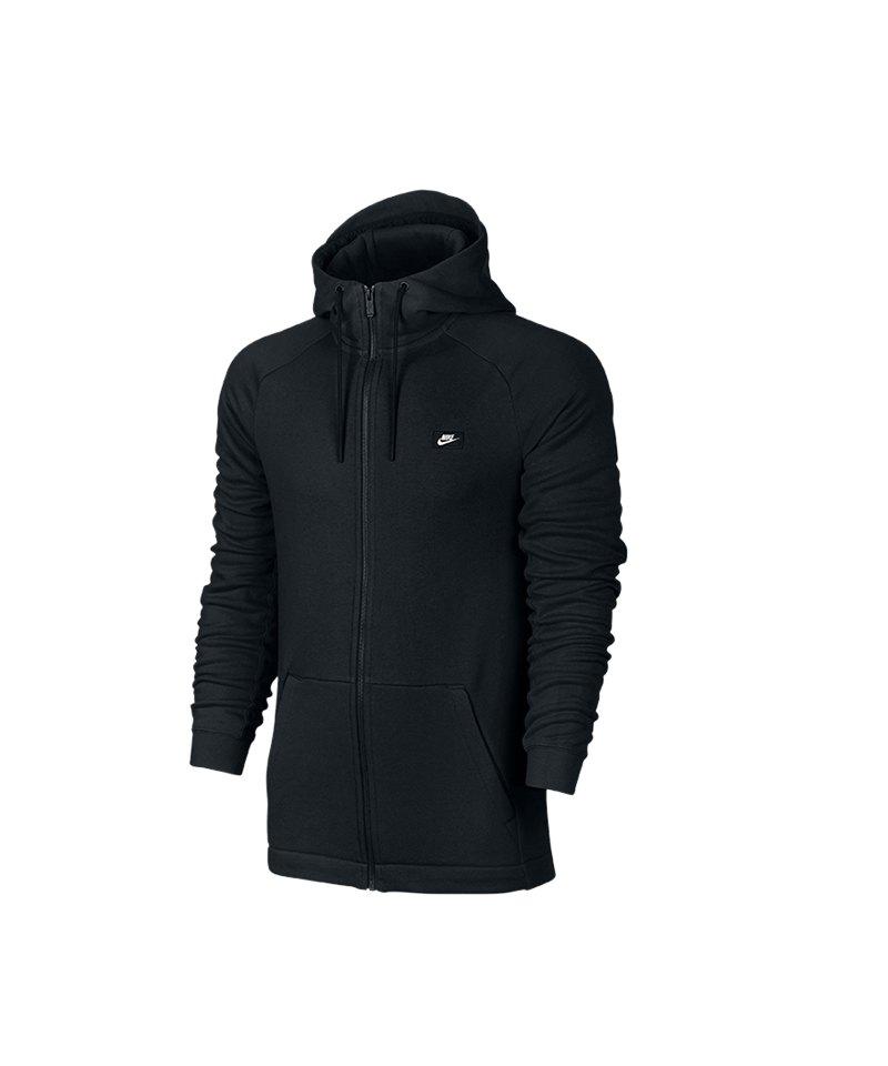 3d9042c753bb Nike Modern FZ Hoody Kapuzenjacke Schwarz F010   Freizeit ...