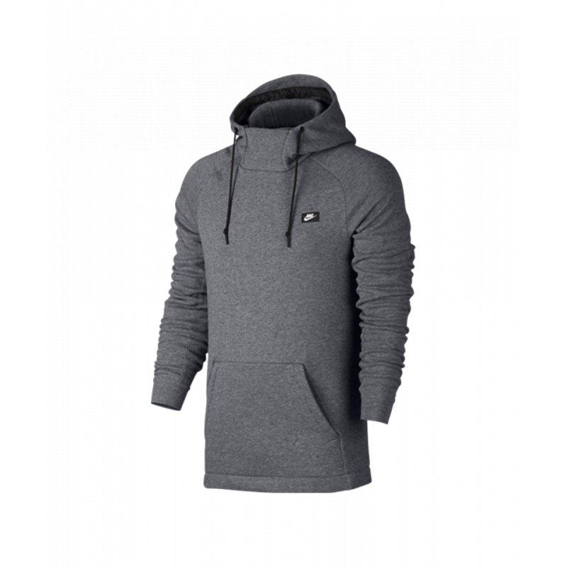 Nike Modern Hoody Kapuzensweatshirt Grau F091   Lifestyle   Freizeit ... 877843a67d