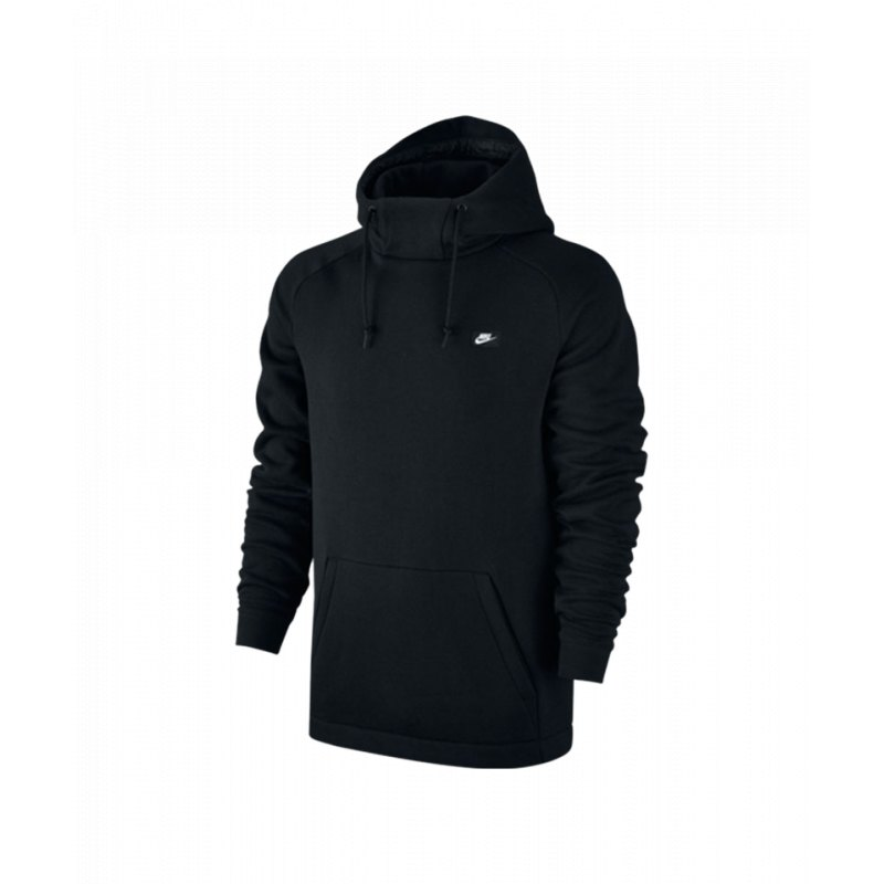 Nike Modern Hoody Kapuzensweatshirt Schwarz F010   Lifestyle ... 8ce92cd9de