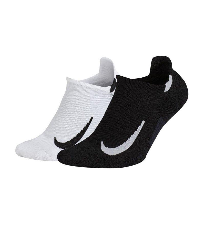 6c3353cf303913 Nike Multiplier 2er Pack Socken Running F914