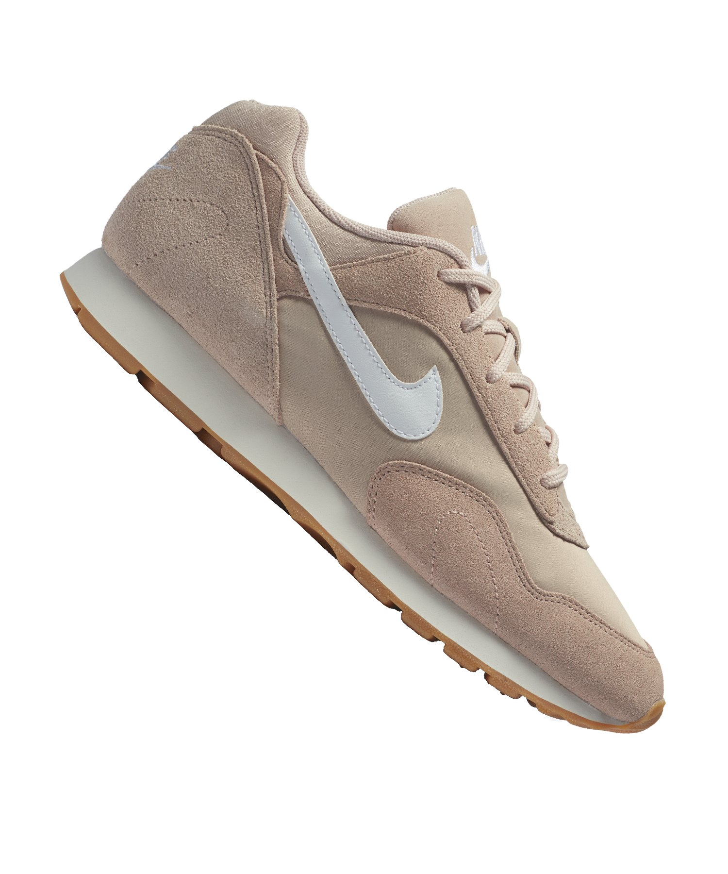 cheap for discount 22d08 b8377 Nike Outburst Sneaker Damen Beige F200