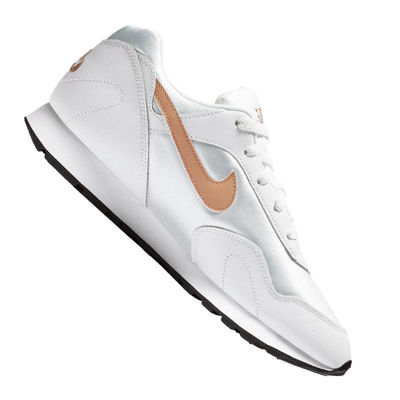 60b2862b32cc8c Nike Outburst Sneaker Damen Weiss F110 - weiss