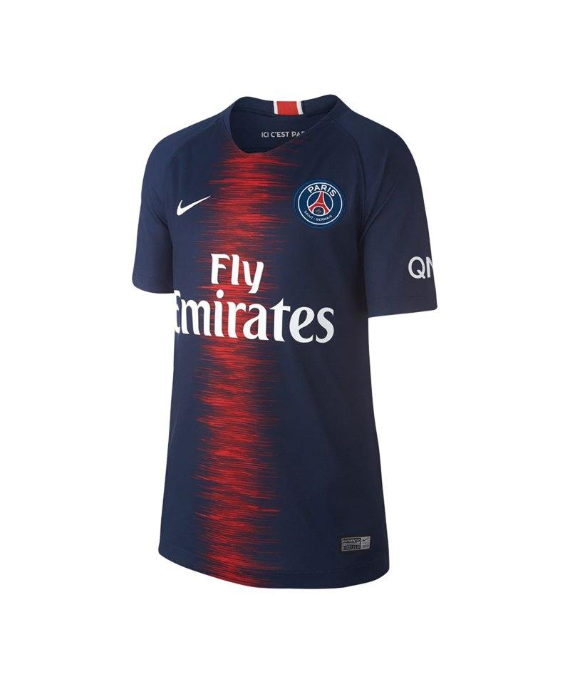 Nike Paris St. Germain Trikot Home 2018/2019 F411