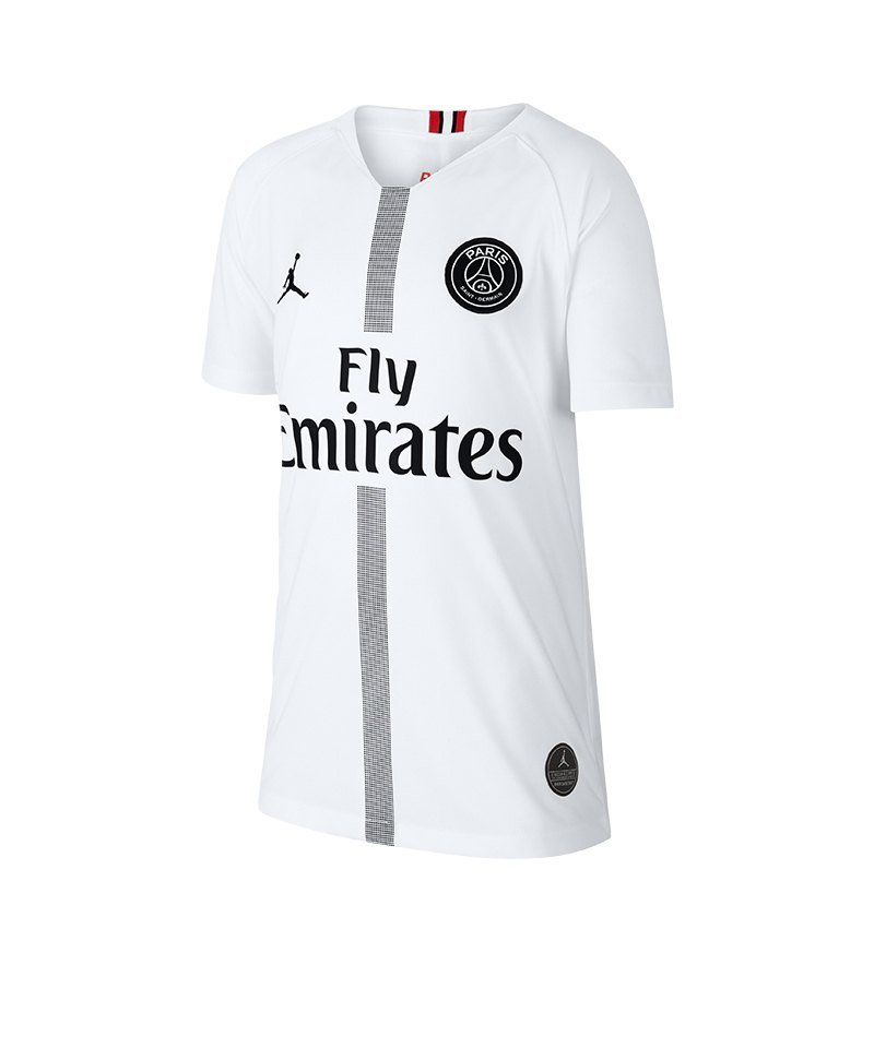 Jordan Paris St Germain Trikot Ucl A Kids 1819 F102 Replica