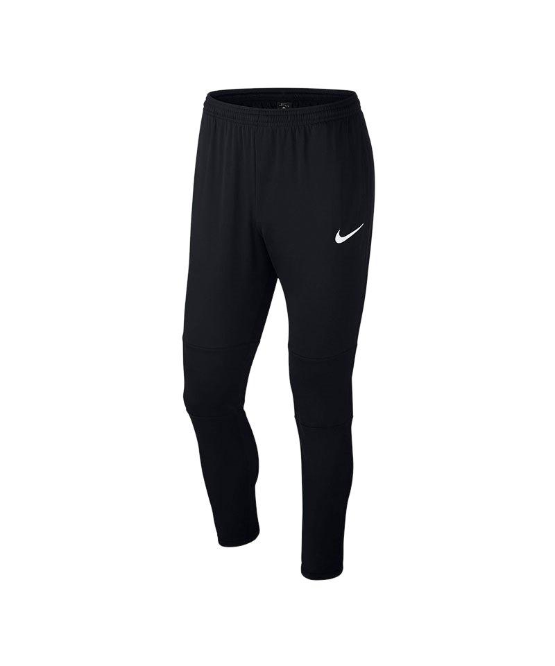 763c7bf1a7b615 Nike Park 18 Knit Pant Schwarz F010 - schwarz