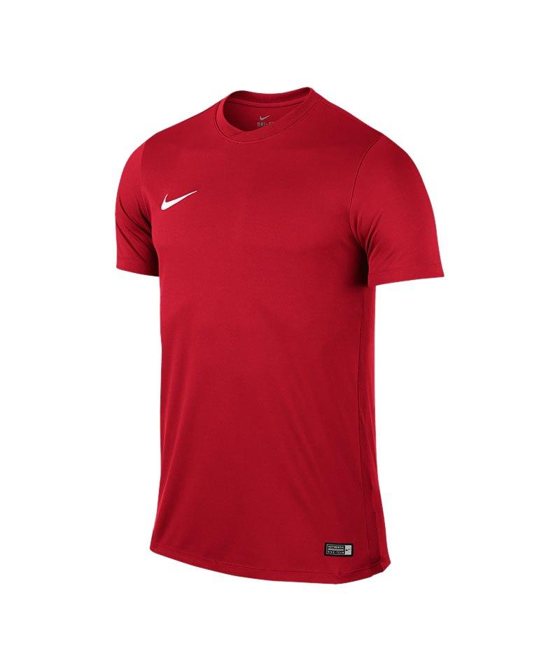 the best attitude 141b3 d0ebe Nike Park VI Trikot kurzarm Rot F657 | Teamsport | Sportbekleidung ...