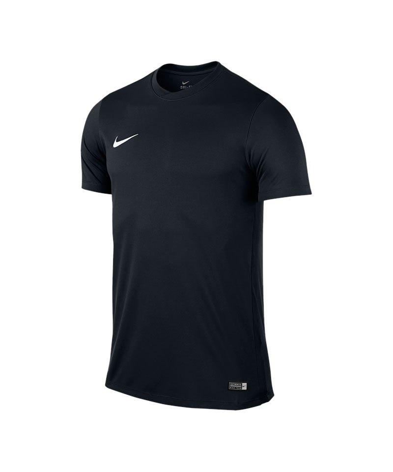 new arrival 1d394 921d3 Nike Park VI Trikot kurzarm Schwarz F010 | Teamsport | Sportbekleidung |  Vereinsausstattung | Mannschaft