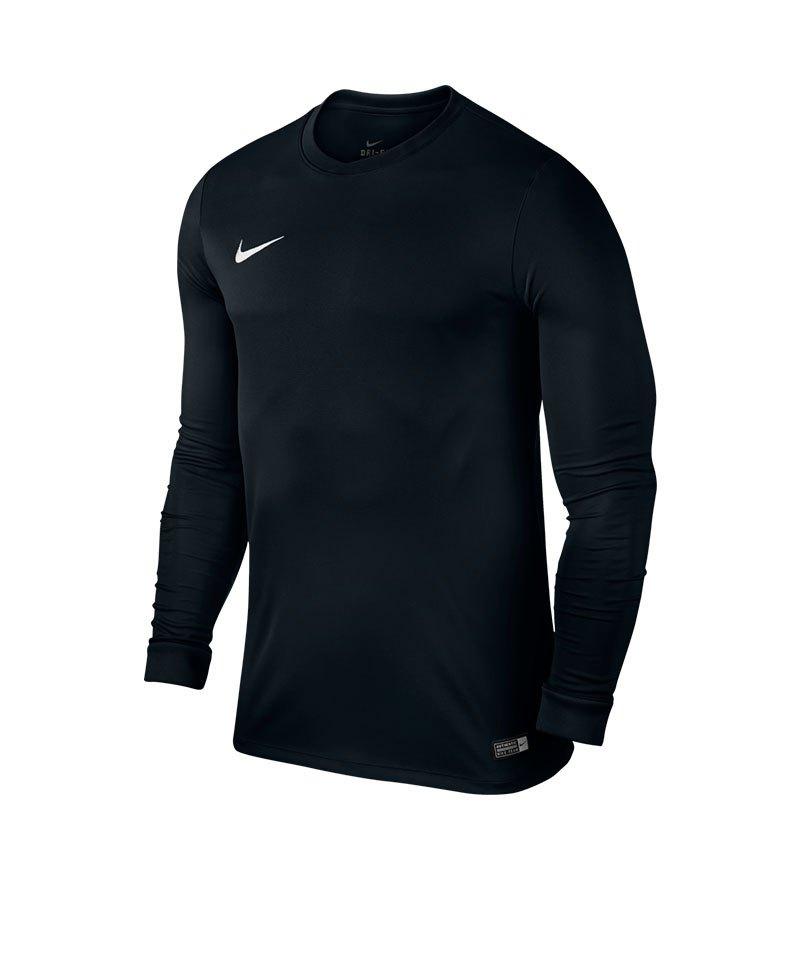 buy popular a7f0c c44e8 Nike Park VI Trikot langarm Schwarz F010