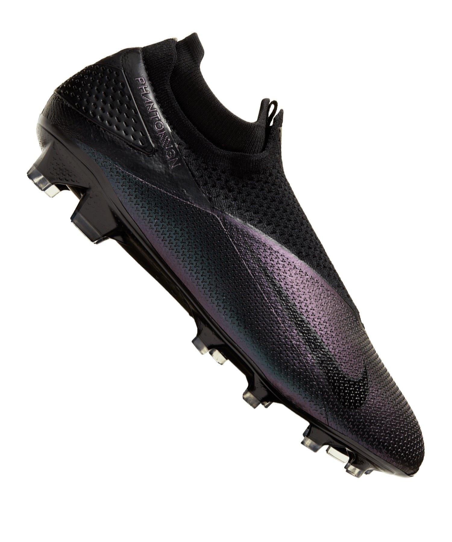 Nike Phantom Vision II Elite FG Schwarz F010