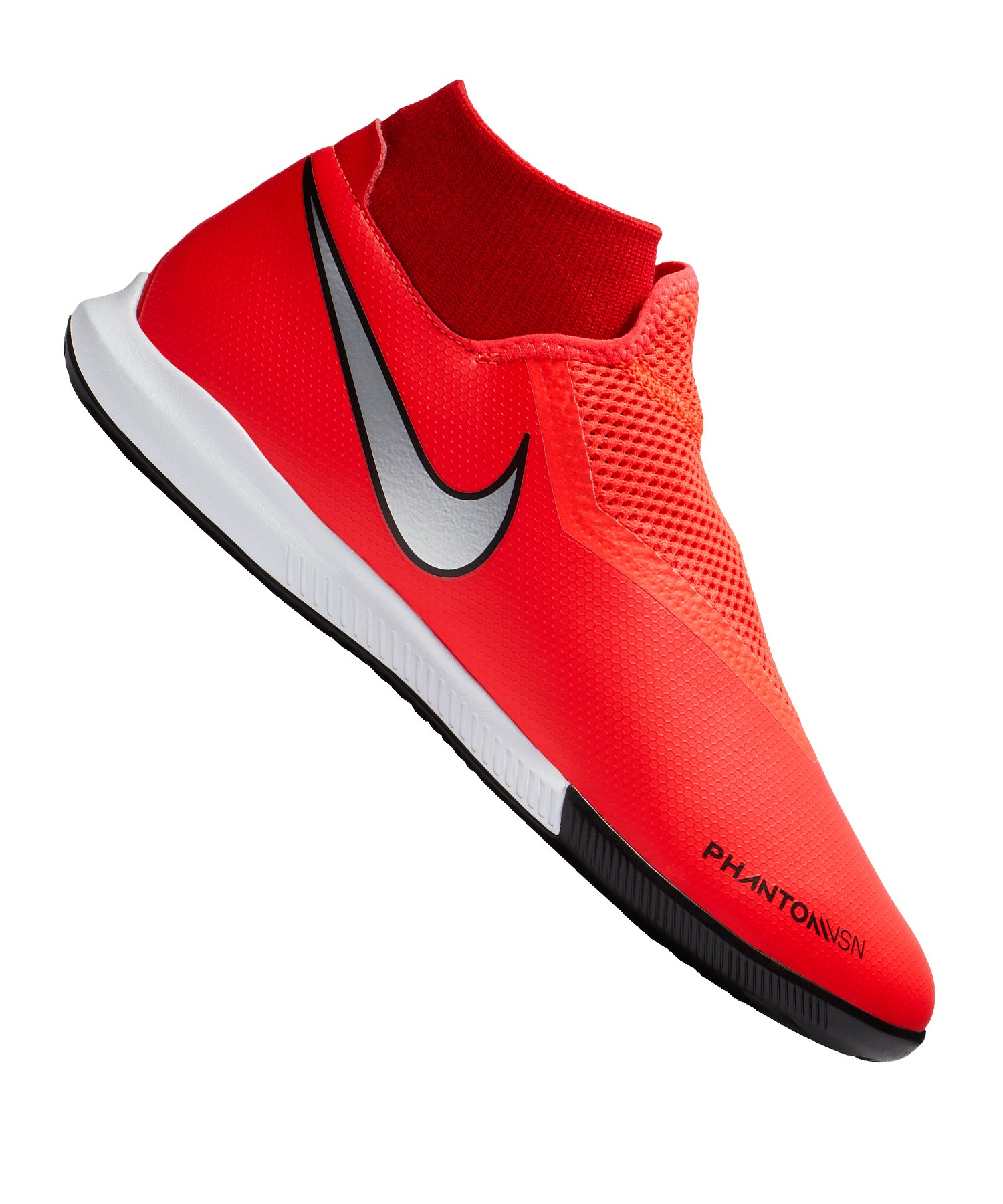 3fc3472d1ee Nike Phantom Vision Academy DF IC Rot F600 - rot