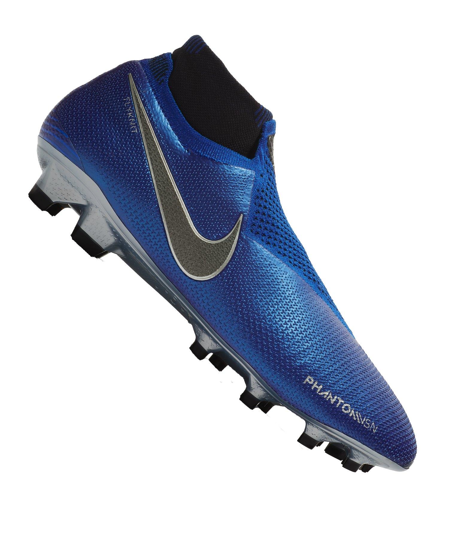 online Shop außergewöhnliche Farbpalette bestbewertet billig Nike Phantom Vision Elite FG Blau F400