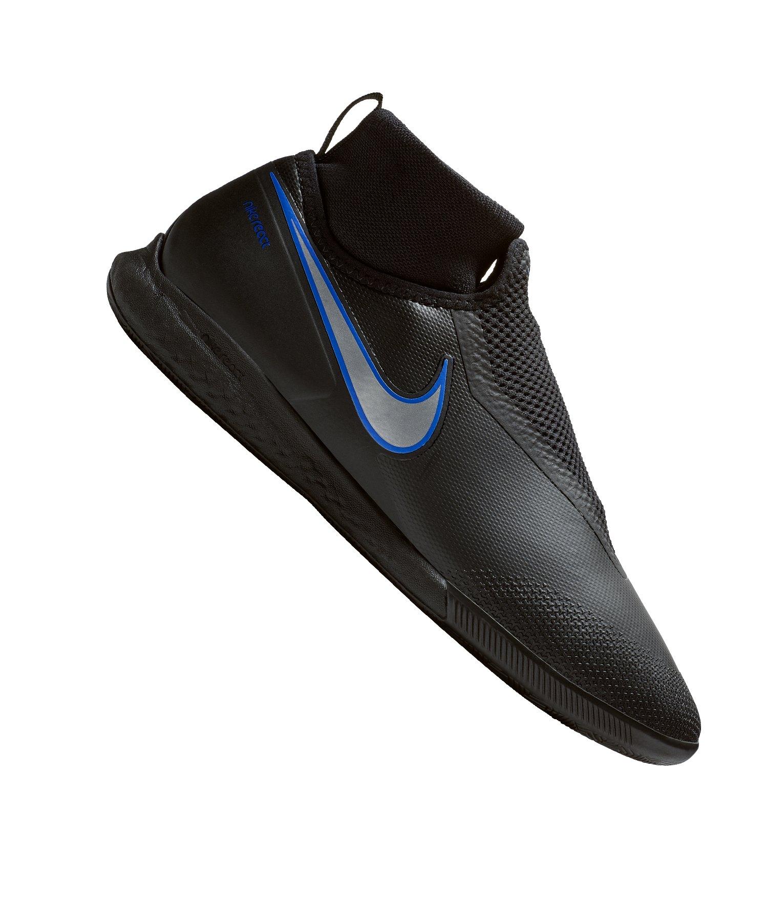 ec51bfe3595 Nike Phantom Vision React Pro IC Schwarz F004 - schwarz