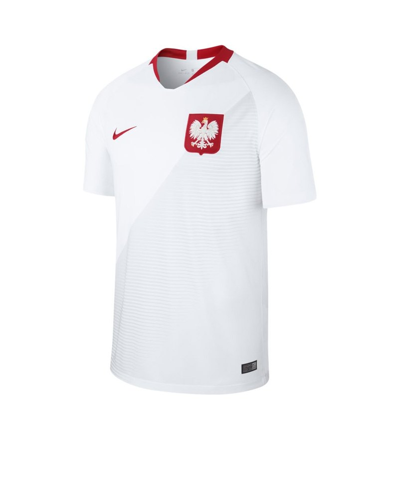 nike polen trikot home wm 2018 weiss f100 fu ball. Black Bedroom Furniture Sets. Home Design Ideas